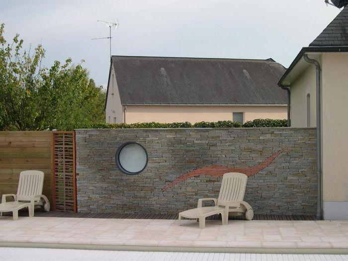 Savoirs faire o vert paysages for Amenagement autour piscine bois